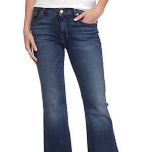 7 for All Mankind Dojo Jeans Medium Wash
